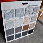 Natursteinübersicht Granit